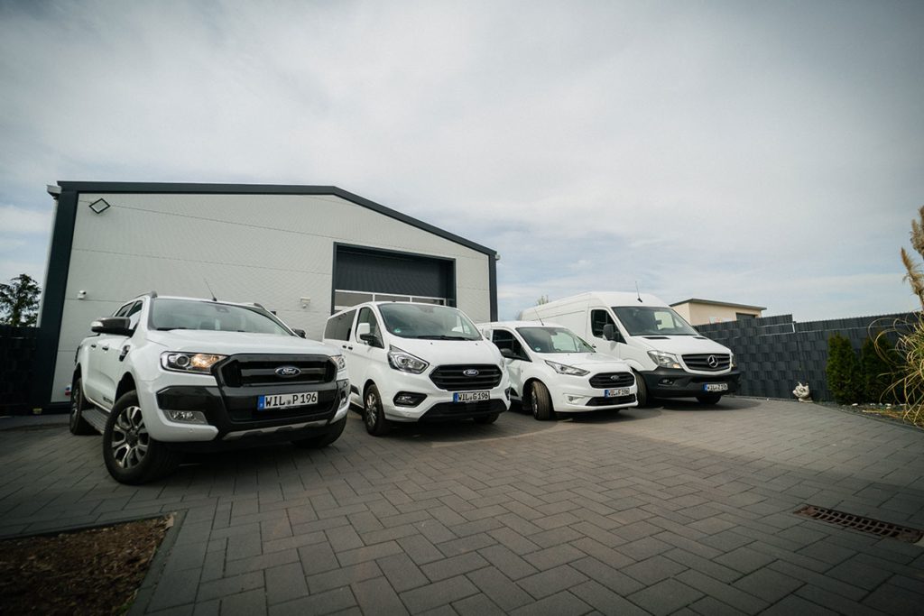 STL - Schubert Transport & Logistik - Transportverleih in Wittlich